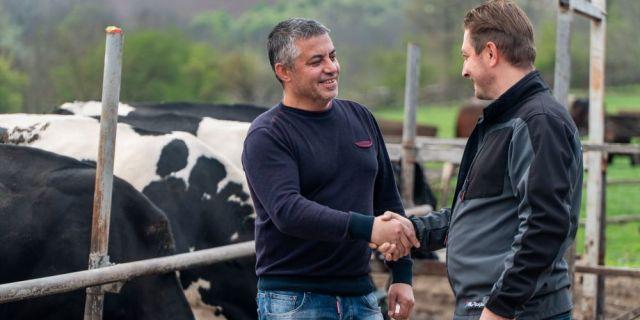 Братя Янкови: Основната ни цел е да повишим средния млеконадой