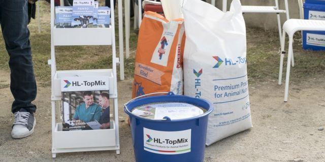 """HL-TopMix партнира на """"Фермер Експо Раковски 2017-най-новата инициатива за подкрепа на животновъдството"""