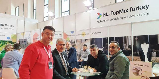 HL-TopMix взе участие на AGROEXPO 2020 в Измир, Турция (Видео)