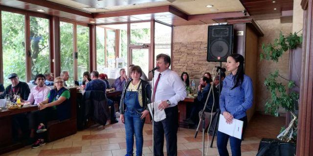 Над 100 овцевъди отглеждащи породите Вакла Маришка и Бяла Маришка отбелязаха своя празник