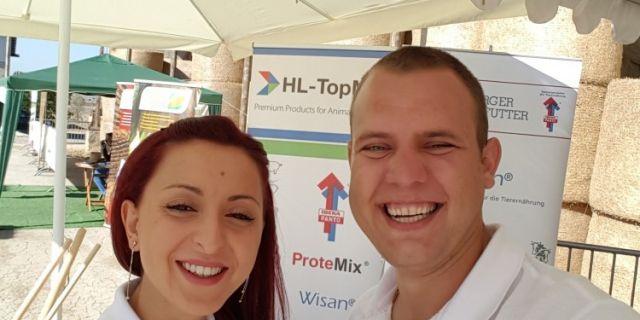HL-TopMix е партньорът, на когото животновъдите могат да се доверят