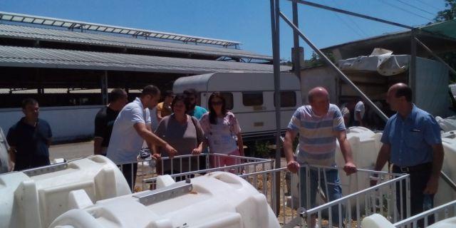 HL - TopMix бе домакин на среща за обмяна на опит между български и румънски животновъди